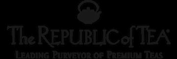 The REPUBLIC of TEA logo