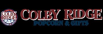 COLBY RIDGE Popcorn & Gifts logo