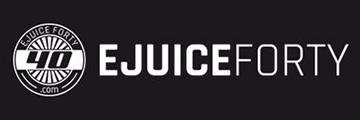 Ejuice Forty logo