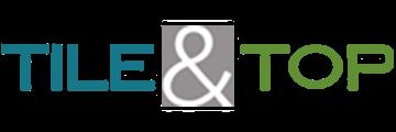 TILE & TOP logo