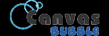 Canvas Bubble logo