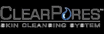 ClearPores logo