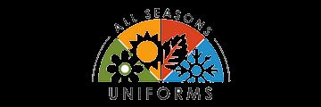 ALL SEASONS UNIFORMS logo