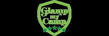 Glamp My Camp logo