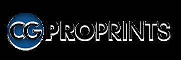 CG Pro Prints logo