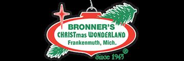 BRONNER'S logo