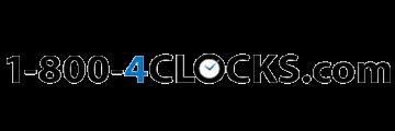 1-800-4CLOCKS.com logo