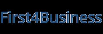 First4Business logo