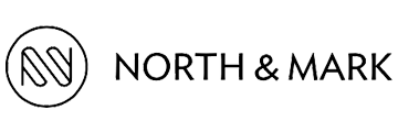 NORTH & MARK logo