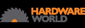 Hardware World logo