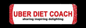 UBER DIET COACH logo