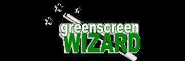 Green Screen Wizard logo