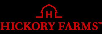 HICKORY FARMS logo