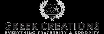 GREEK CREATIONS logo