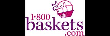 1800 Baskets logo