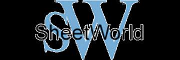 SheetWorld logo