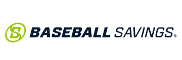 Baseball Savings logo